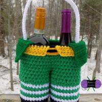 Leprechaun Pants Gift Basket - by Blackstone Designs
