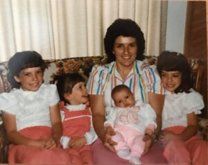 Mother's Day 1984