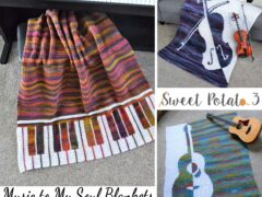 Music to My Soul Crochet Blankets