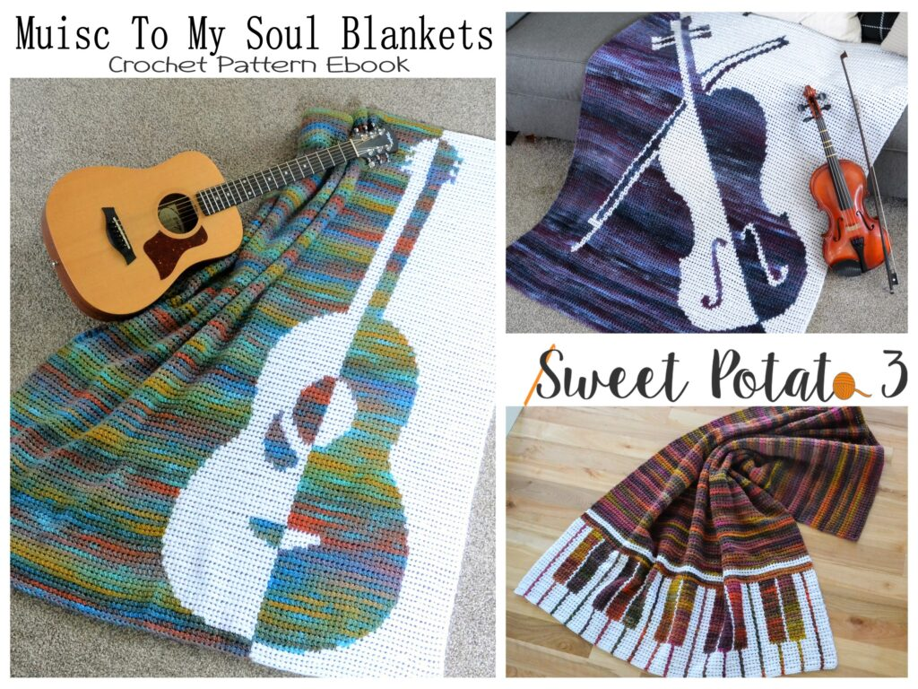 Music to my Soul Blankets