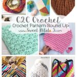 Practice your C2C Crochet Skills – FREE Pattern Round Up