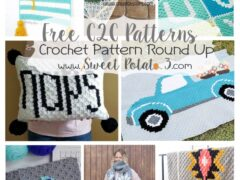 C2C graph free patterns