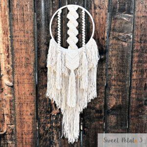 Everyday Spirit Wall Hanging Crochet Pattern & Tutorial