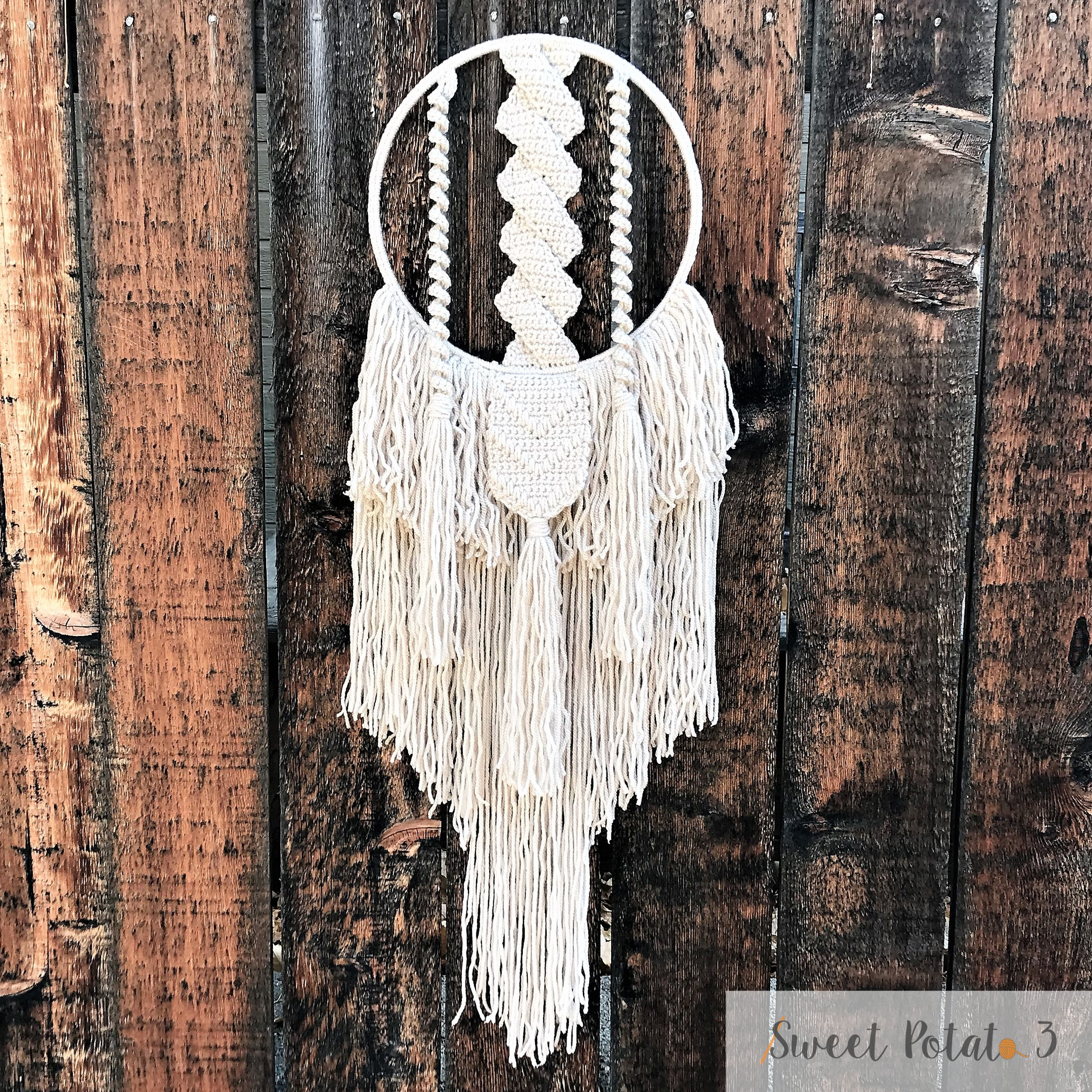 You are currently viewing Everyday Spirit Wall Hanging Crochet Pattern & Tutorial
