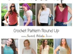 Tank Top Crochet Patterns