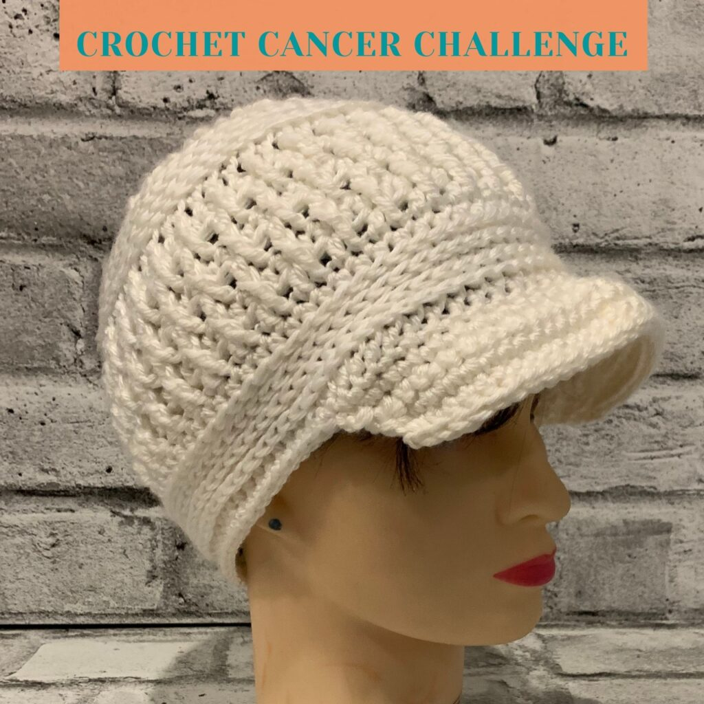 Crochet Cancer Challenge