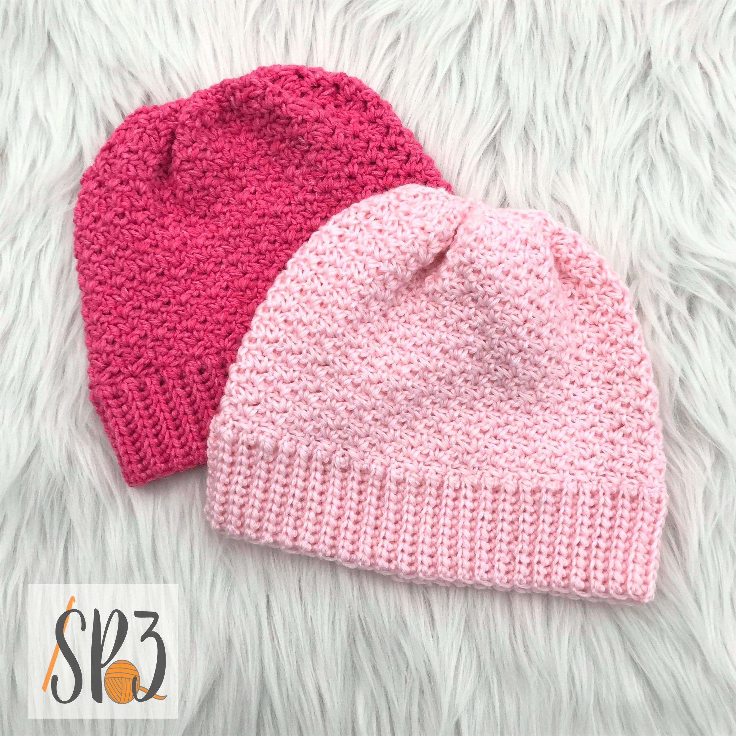 Dotty's Dream Hat – Crochet Pattern
