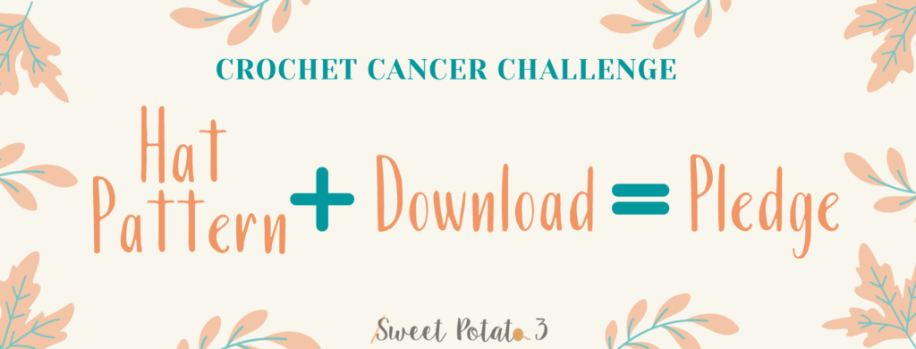 Crochet Cancer Challenge Pledge