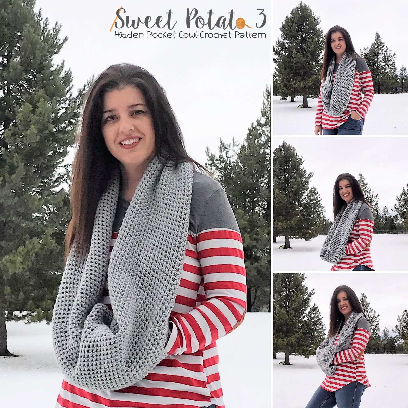 You are currently viewing Hidden Pocket Cowl – Crochet Pattern