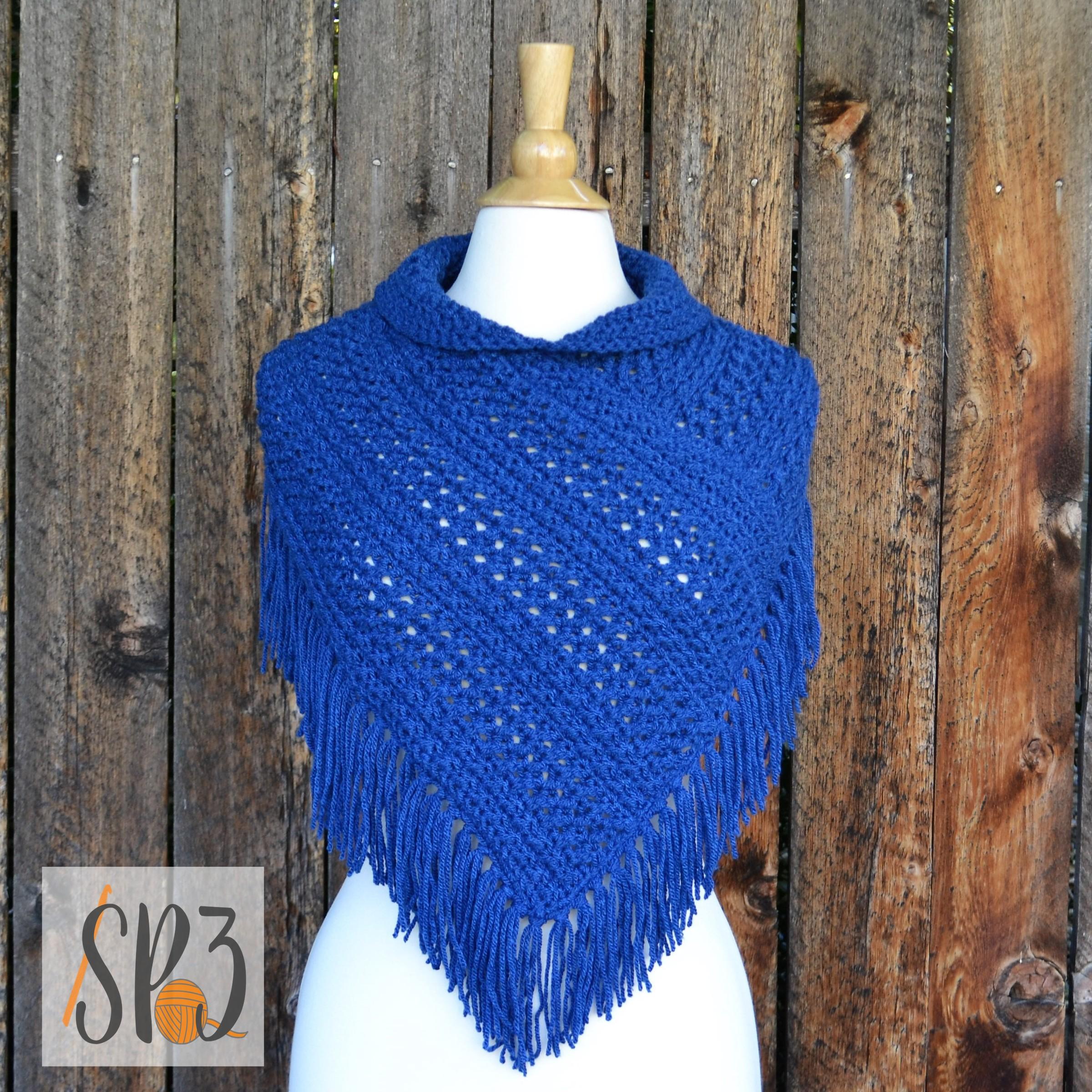 Winter Wishes Cowl – Crochet Pattern