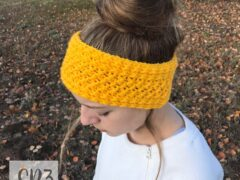 Winter Wishes Ear Warmers