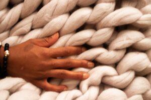 crochet helps heal
