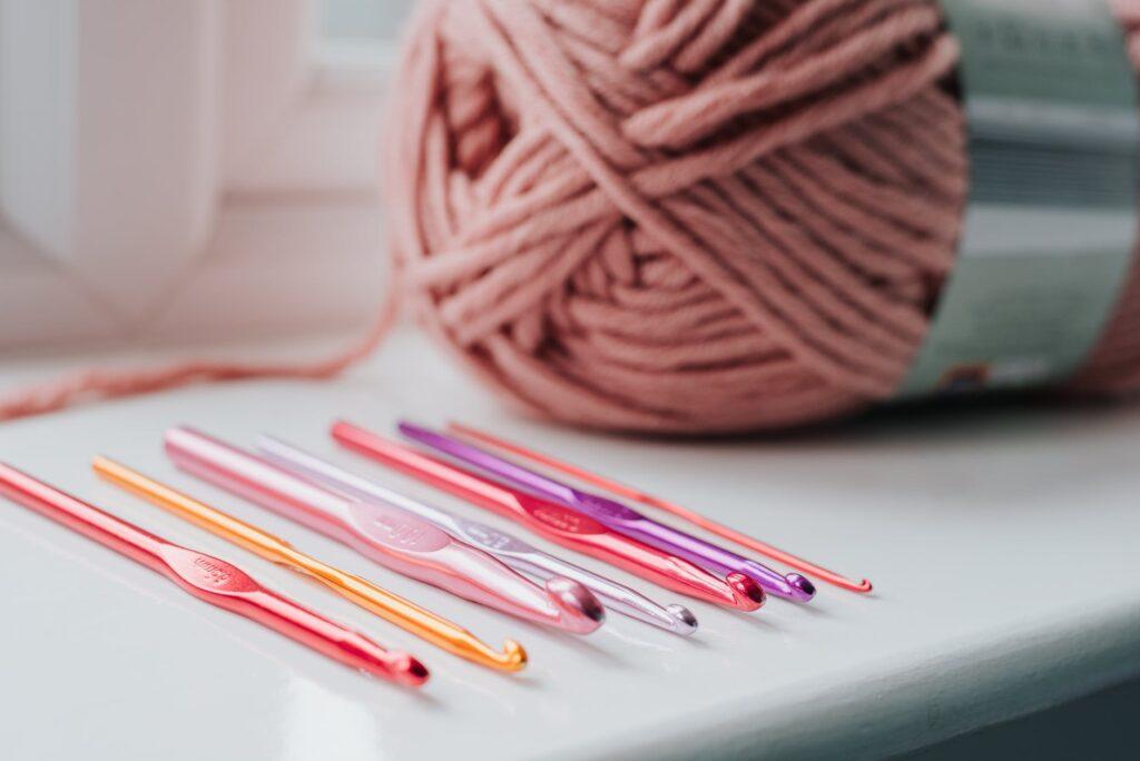 Crochet Room Design