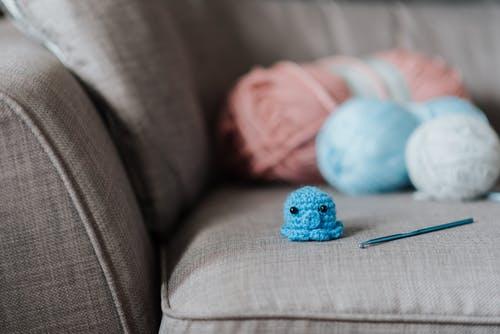 Crochet Room Guide