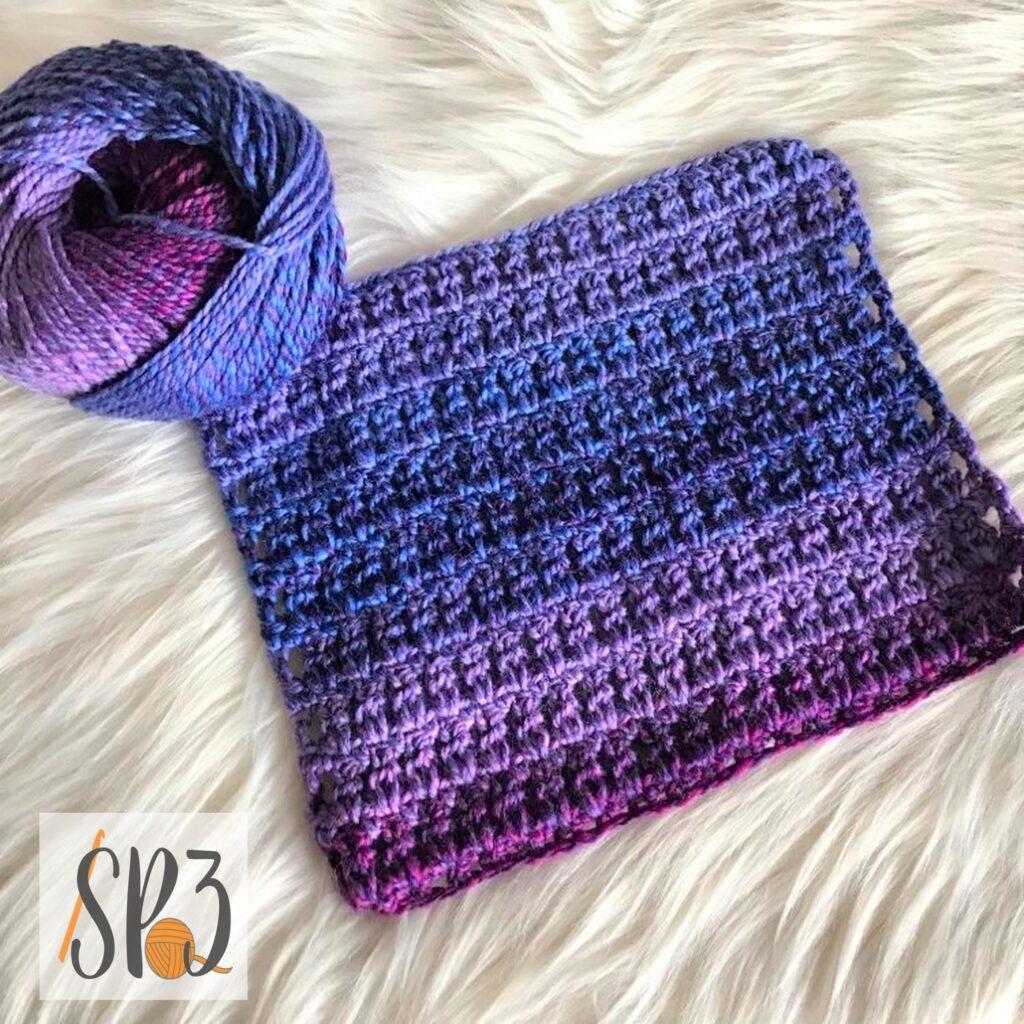 mini cluster stitch