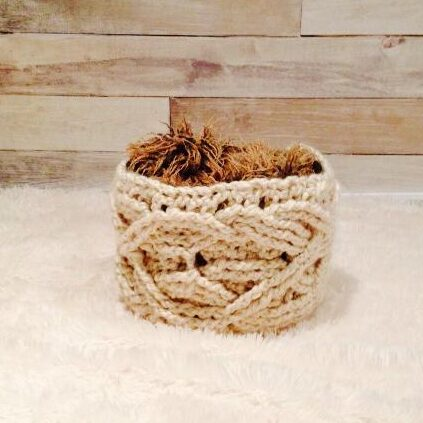 Cable Bucket Wrap