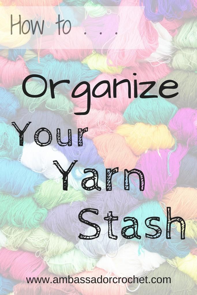 Organize you yarn