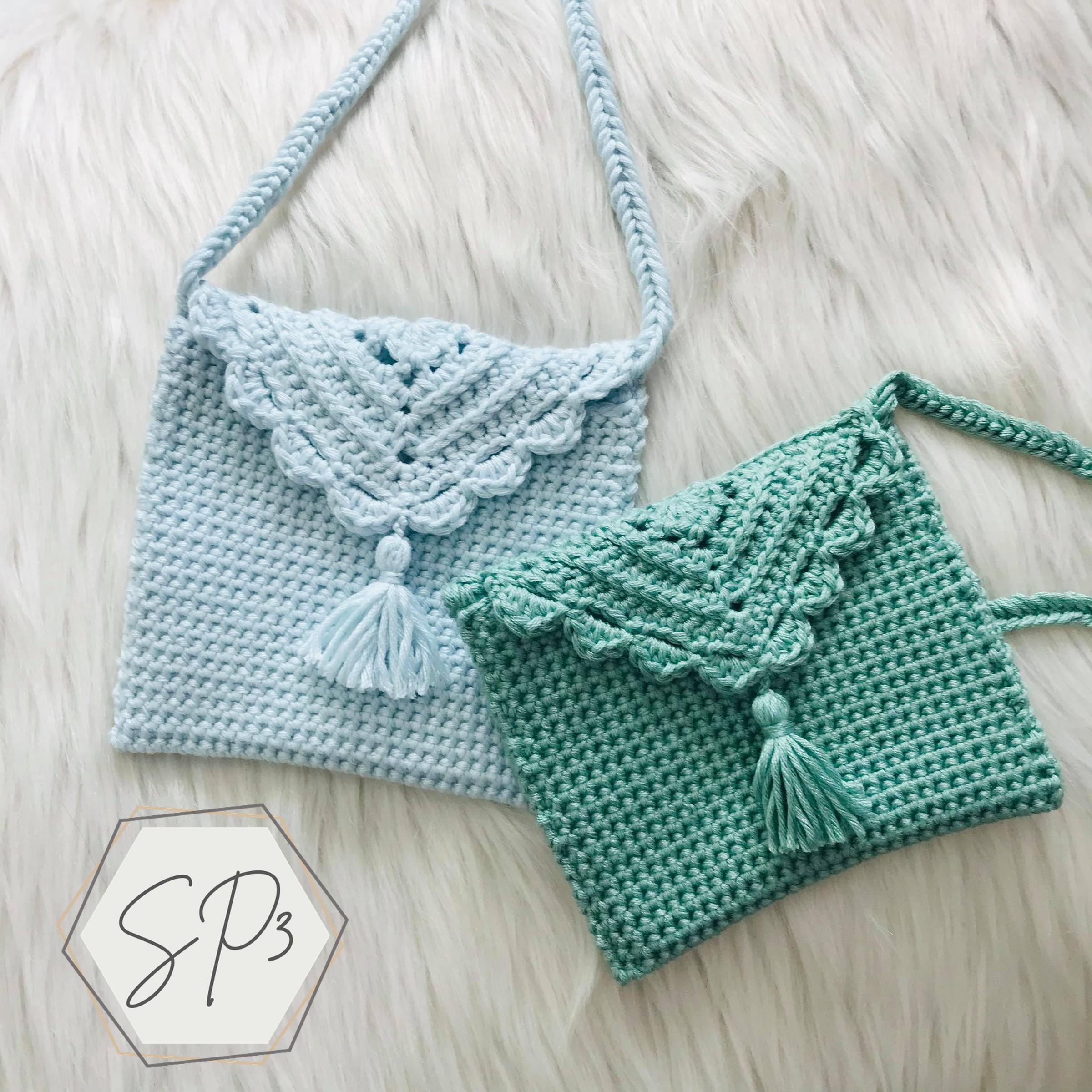 Bella Borsetta Clutch Crochet Pattern