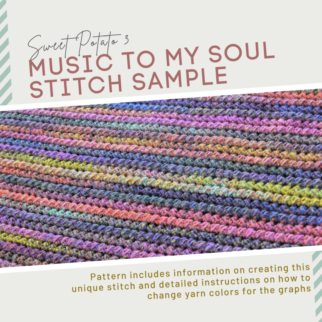 Stitch Sampler Music to my souls