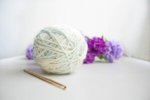 Bulky Yarn for the Cable Bucket
