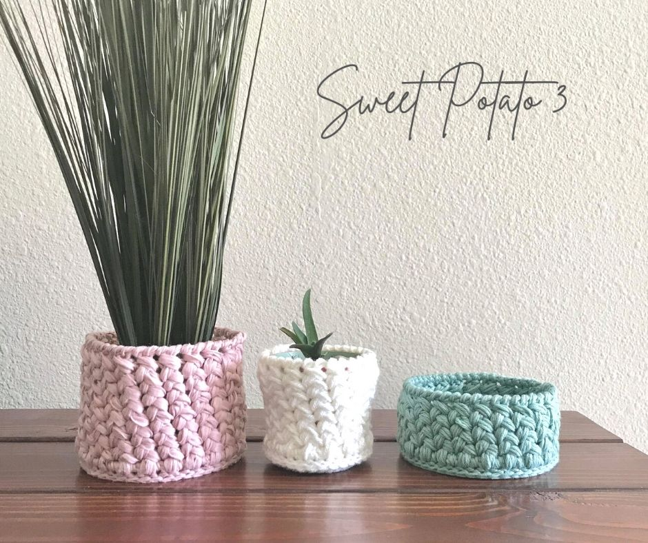 Woven Basket Pattern