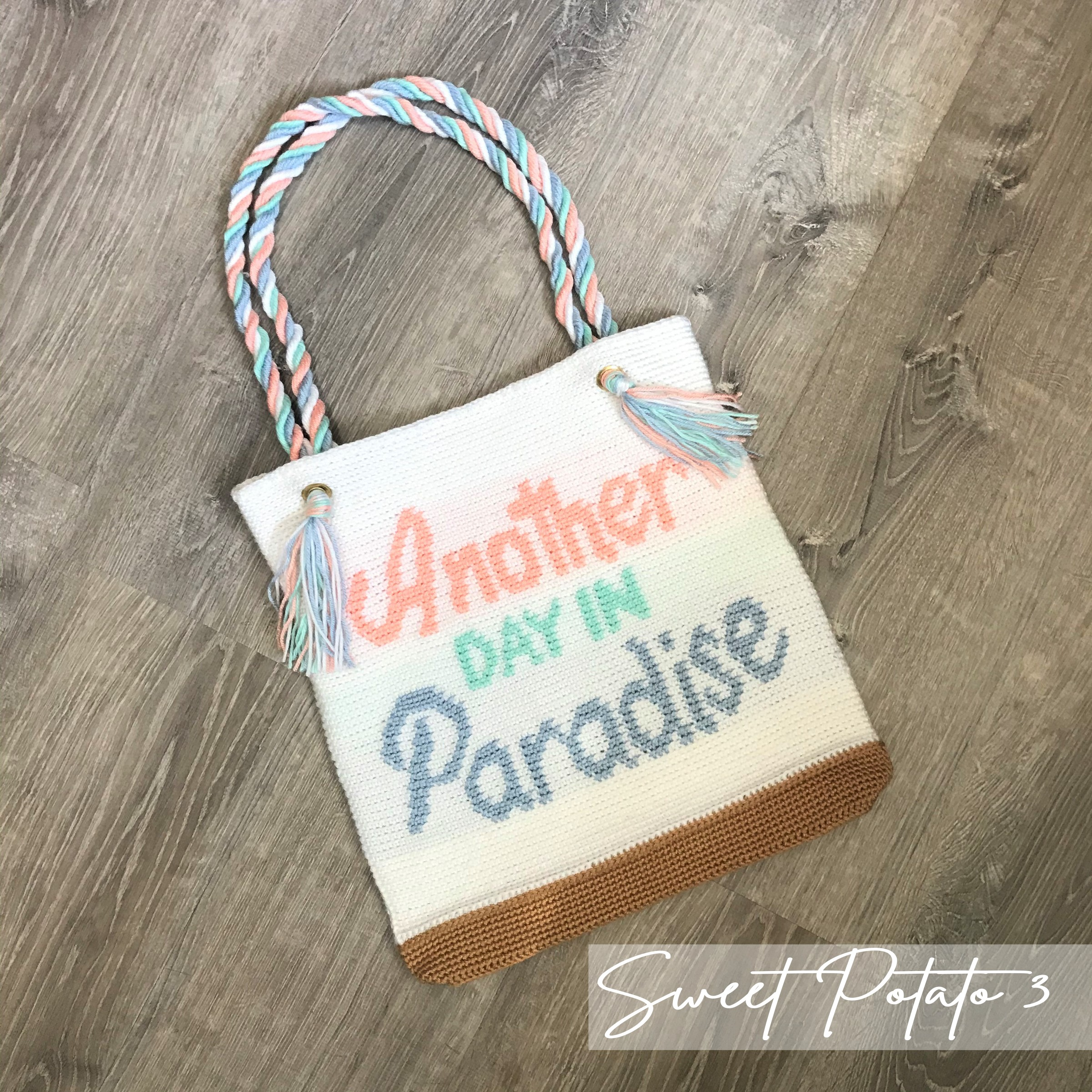 You are currently viewing Paradise Beach Tote Crochet Pattern