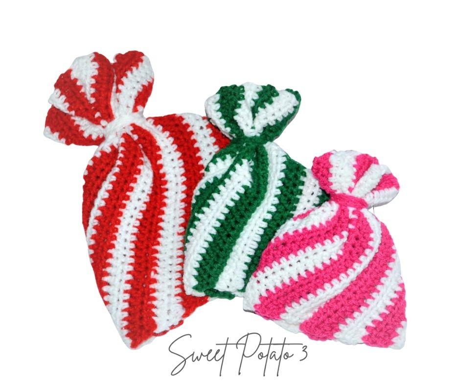 Peppermint Twist Hat
