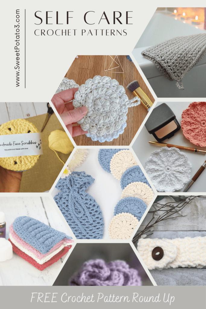 self care free crochet patterns