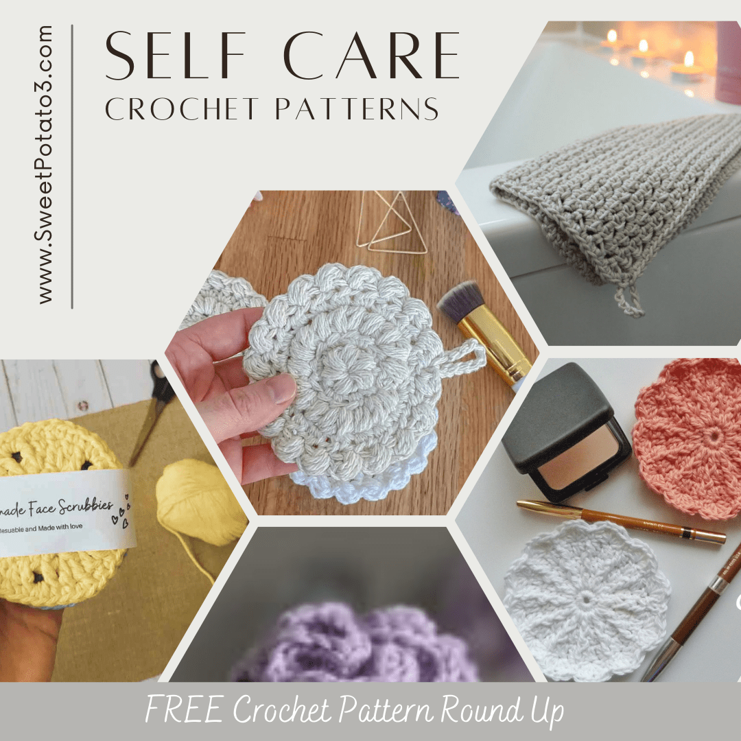 You are currently viewing Self Care with Quick and Easy FREE Crochet Patterns