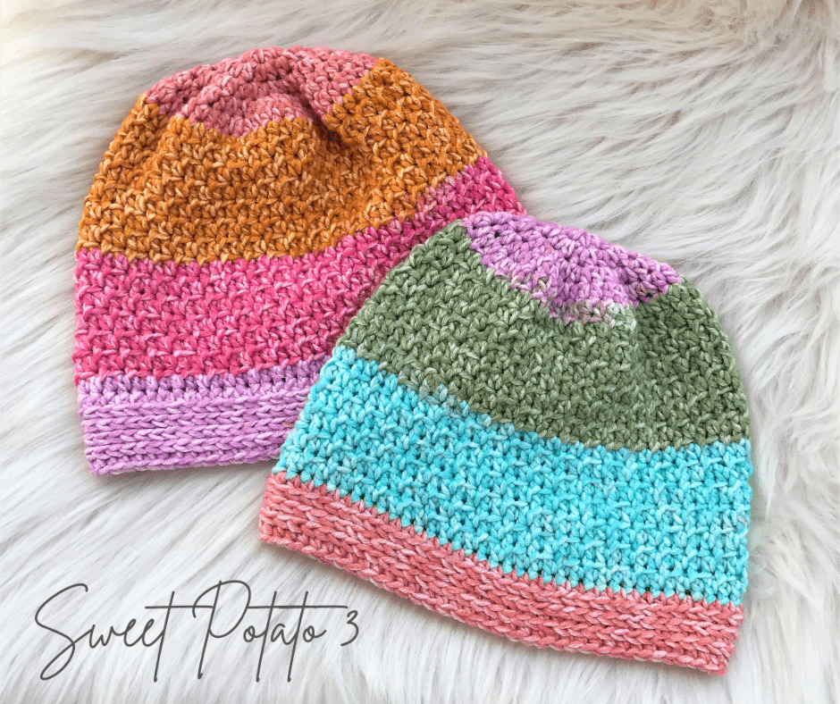 You are currently viewing Colors of Courage Hat – Crochet Pattern