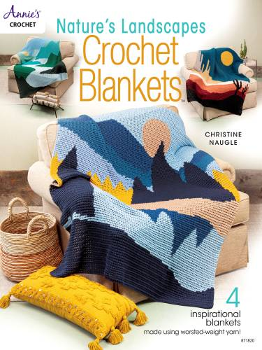 You are currently viewing Inspiring Nature Landscape Blanket Crochet Patterns