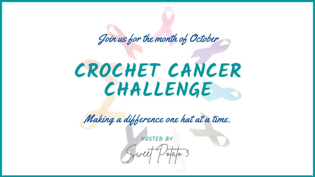 crochet charity event cancer challenge