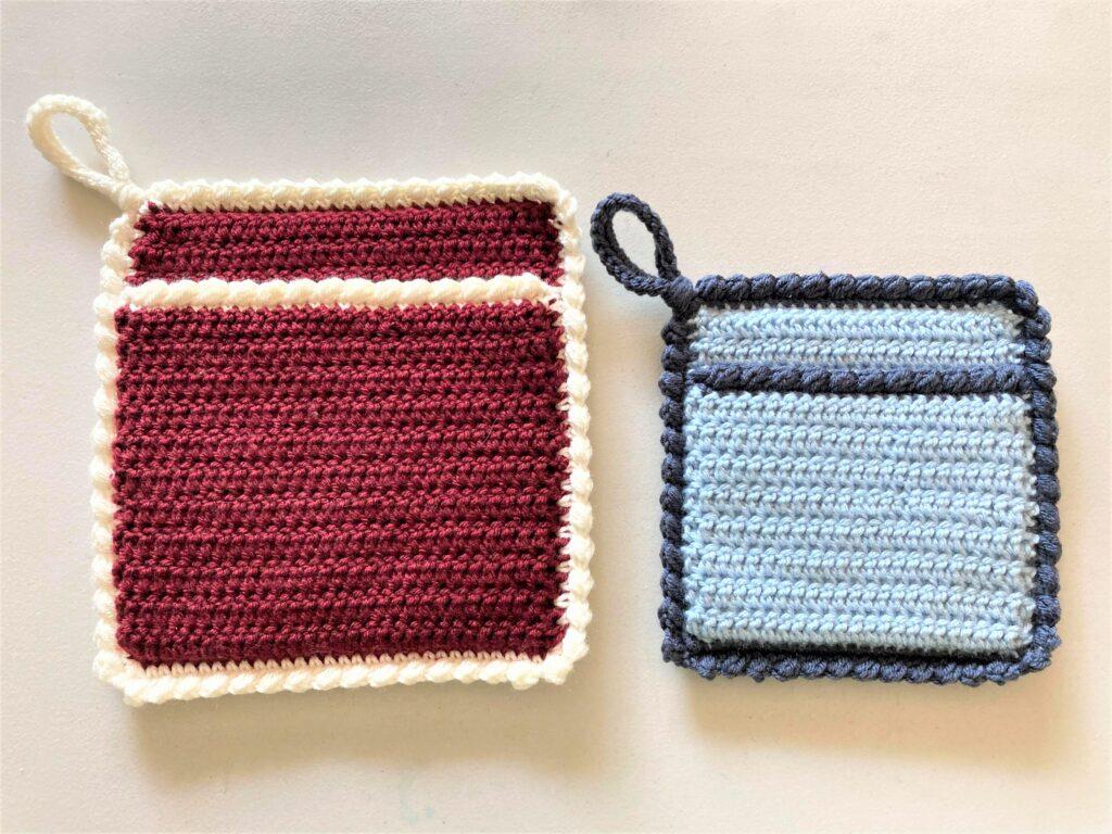 Pocket Hot Pad Size Comparison