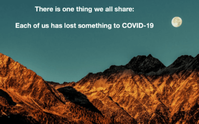 Acknowledging Grief & Loss from COVID19