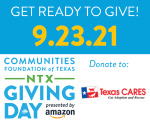 North Texas Giving Day 9.23.21