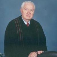 Rev. Glen Malcolm McHarg