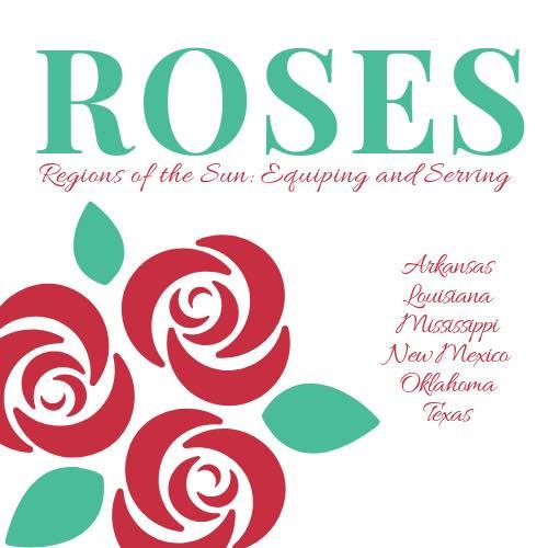 Sept. 13 -14, 2019: Disciples Women Roses Event Register Today!