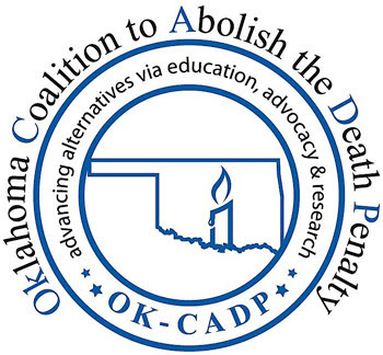 June 8: Oklahoma Coalition to Abolish the Death Penalty – Annual Meeting and Awards Dinner