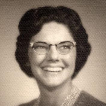 Rev. Billie Lou Lee