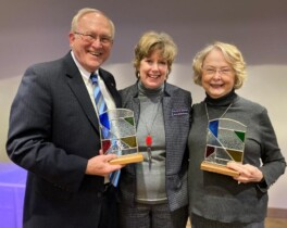 Phillips Recognizes the 2020 Frank H. Marshall Award Honorees