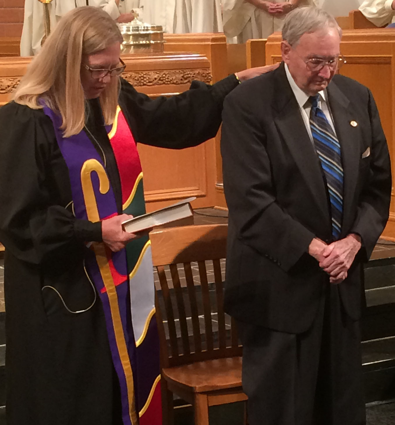 Remembering Rev. Dr. Robert (Bob) Elliott
