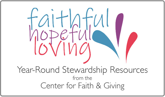 Faithful-Hopful-Loving-Stewardship logo