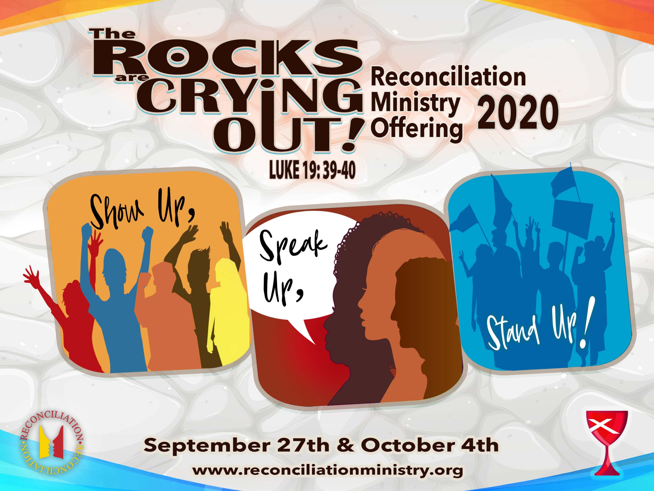 Reconciliation Offering 2020: The Rocks Are Crying Out