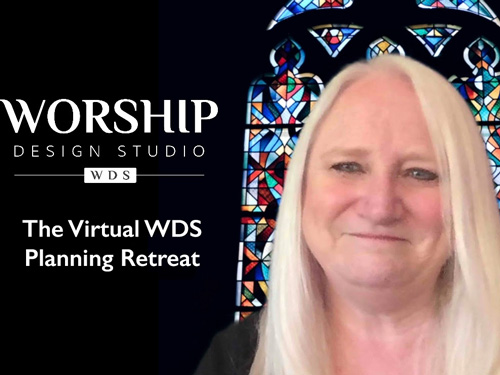 Worship Design Studio Webinars for Advent and More