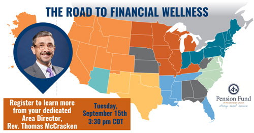 Pension Fund Webinar: Clergy Financial Wellness