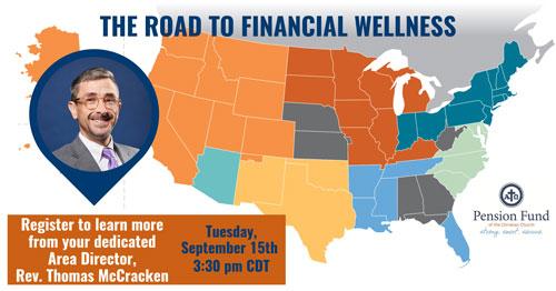 Pension Fund Webinar: Clergy Financial Wellness
