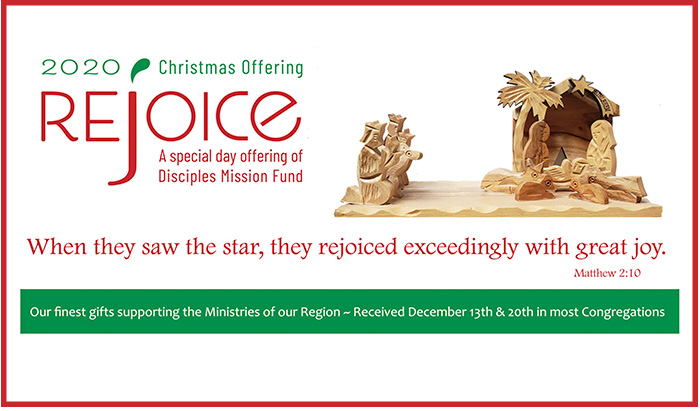 2020 Christmas Offering Resources