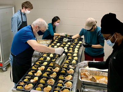 Four Local DOC Churches Awarded Grants for Meals