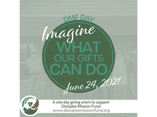 Support Disciples Mission Fund 2021