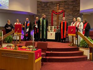 Spring '21 Ordination & Installations